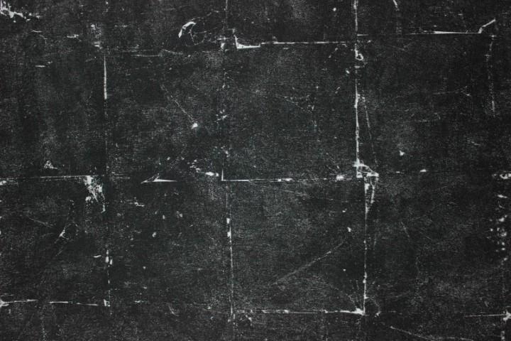 Muster Tapeten Schwarz Silber : Vliestapete Stein Fliesen Muster schwarz silber grau metallic Daniel